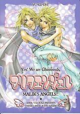 YuGiOh! Duel Monsters BL Doujinshi Comic Yami Marik / Rashid x Marik Malik's Ang