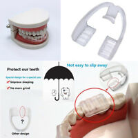 Anti Snore Mouthpiece Sleep Body Health Anti Snoring Bruxism Stop Teeth Grinding