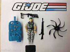 GI Joe G.I. Joe 1991 Lt Falcoln Super Sonic 3 3/4 Action Figure Complete