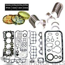 92-96 Honda Prelude 2.3L DOHC 16V H23A1 ENGINE REBUILD RE-RING KIT