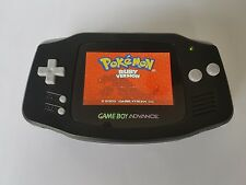 Gameboy Advance GBA Konsole schwarz Backlight AGS 101-hellsten auf eBay