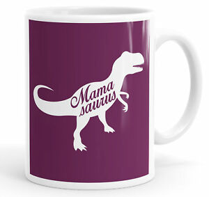 Mamasaurus Mum Mama Funny Coffee Mug Tea Cup