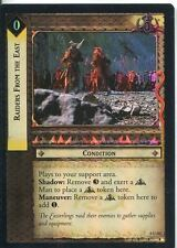 Lord Of The Rings CCG Foil Card TTT 4.U242 Raiders From The East