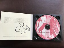 Cowboy Junkies AUTOGRAPHED CD/Ticket Stub Margo Timmins Early 21st Century Blues