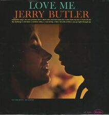 """Jerry Butler """"Love Me"""" 1961 LP VeeJay 1034 """"For Your Precious Love"""" NM Condition"""