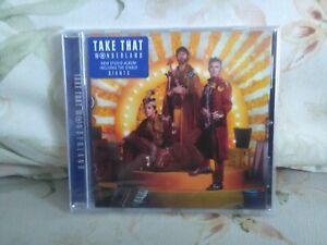 Take That - Wonderland - (2017)- CD - New / sealed - Free uk Postage