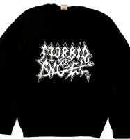 MORBID ANGEL sweat shirt Death metal IMMOLATION DISMEMBER CARCASS BOLT THROWER