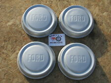 1957, 58, 59, 60 FORD 1/2 TON PICKUP TRUCK POVERTY DOG DISH HUBCAPS, SET OF 4