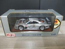 """Maisto 1/43 - Mercedes-Benz CLK-GTR  """"Warsteiner"""" #10"""