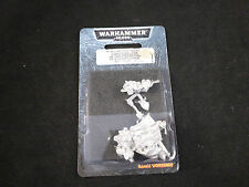 40k Grey Knights Brother Captain Stern Metal Blister Pack