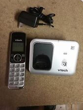 VTech CS6419 DECT 6.0 Expandable Cordless Phone with Caller ID/Call Waiting
