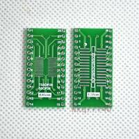 20pcs SO/SOP/SOIC/SSOP/TSSOP/MSOP 28 to DIP Adapter PCB Board Converter Arduino
