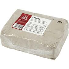 Off White Stoneware Clay For Modelling Turning Pottery Christmas Decor Craft 5Kg