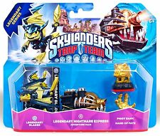 Skylanders Legendary Adventure Pack (TT) WII PS3 XBOX360 3DS WIIU PS4 XBOXONE TA