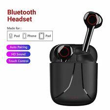 Bluetooth 5.0 Headset TWS Wireless Earphones Mini Earbuds Stereo Headphone NEW
