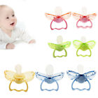 Free Kids Care Silicone Dummy Soother Baby Pacifier Infant Nipples 0-6Months