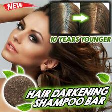 Hair Darkening Shampoo Bar Natural Organic Conditioner and Repair 55g.
