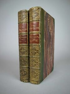 1858-59 The Virginians by W. Thackeray. First Issue, First Edition. 2 Vol.