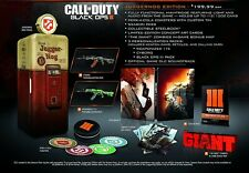Call Of Duty Black Ops 3 - Juggernog Edition - Xbox One BRAND NEW