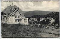 ~1910 Zellerfeld Harz Johanneser Kurhaus Dependence und Villa Julia alte AK PK