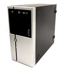 Intel Core i7-930 2.8GHz Msi X58M MoBo Custom Desktop PC Computer 4GB 320GB