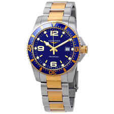Longines HydroConquest Blue Dial Men's Watch L3.740.3.96.7