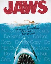 Jaws signed 3 Susan Backlinie 8X10 photo picture poster autograph RP