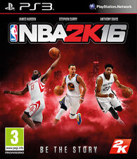 NBA 2K16 (Basket 2016) PS3 Playstation 3 IT IMPORT TAKE TWO INTERACTIVE