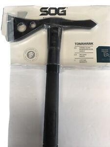 "SOG Tactical Vietnam Tomahawk w/ Sheath F01T-N 15.75"" Stainless Steel FRN Handle"