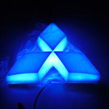 4D Car LED Real Logo Light Auto Badge Rear Emblems Lamp For Mitsubishi Lancer-10