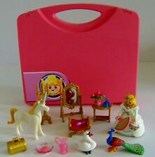 Playmobil Take Along Princess Magic Castle Carry Case 5892