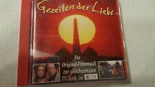 CD Gezeiten der Liebe Original- Filmmusik