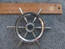 1955 packard clipper grille emblem  trunk grill ships  wheel rat rod