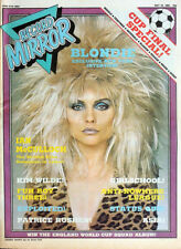RECORD MIRROR 22 MAY 1982 . DEBBIE HARRY COVER. SIOUXSIE & THE BANSHEES .NOT NME