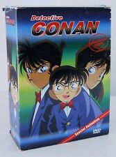 Detective CONAN - Special Collection - 3 Disc DVD Film Box + Buch