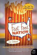 P. S.: Fast Food Nation : The Dark Side of the All-American Meal by Eric Schlos…
