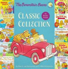 The Berenstain Bears Classic Collection BOXED SET 10 Paperback Titles