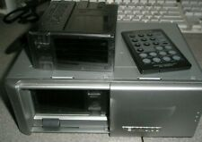 New listing Kenwood Kmd-C80 Multi Mini Disc Changer for Car with Remote and extra cartridge
