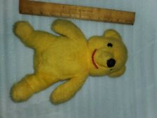 Winnie The Pooh Stuffed Animal Vintage Plush Walt Disney Productions Swedlin