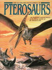 Illustrated Encyclopedia of Pterosaurs (A Salamander book) by Wellnhofer, Peter