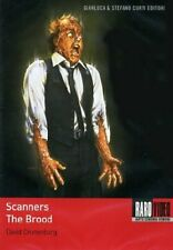 SCANNERS / THE BROOD  2 DVD  COFANETTO  HORROR
