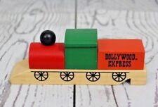 Dollywood Express Train Whistle Wood