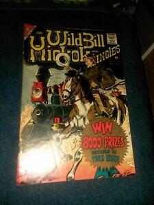 Charlton Comics CDC Wild Bill Hickok & Jingles # 71 Mar 1959 Silver Age Western