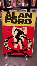 """Alan Ford #2 """"Il Dente Cariato"""" 1° ed Corno Magnus Bunker"""