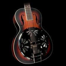 Gretsch G9220 Bobtail Roundneck Acoustic Roundneck Resonator Guitar 2-T Sunburst