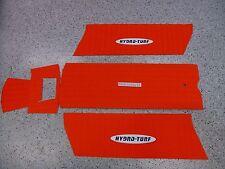 Kawasaki JS-300-440-550-SX Jet-Ski Hydro-Turf Mat Kit HT20 Orange Diamond cut