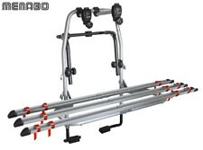 Portabici posteriore Steel Bike 3 Menabo' 3 bici universale portellone auto