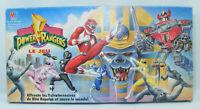 POWER RANGERS  Le Jeu MB 1994 de société vintage TV dessins animé Mighty Morphin