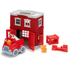 Green Toys - Fire Station Playset Gy053