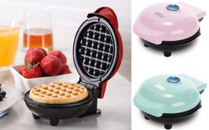 DASH Mini Waffle Maker Machine for Individual Waffles assorted colors